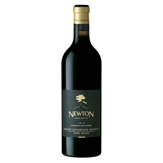 Single Vineyard Cabernet Sauvignon Spring Mountain 2015