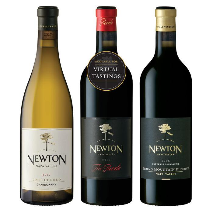 A Taste of Newton Gift Set