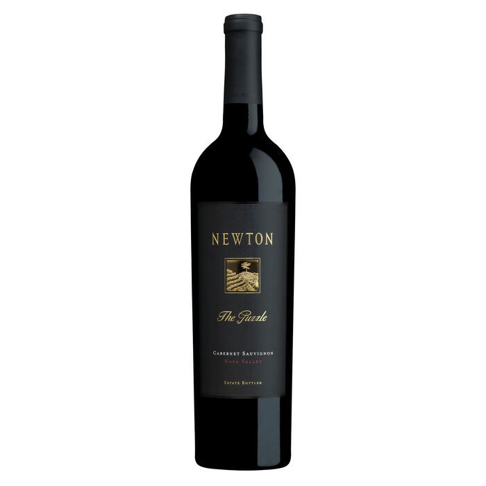 The Puzzle 2012 Magnum Red