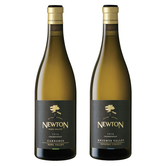2016 Single Vineyard Chardonnay Duo