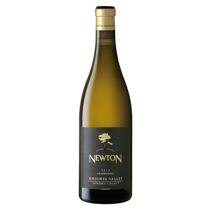 Single Vineyard Chardonnay, Knights Valley 2015 White