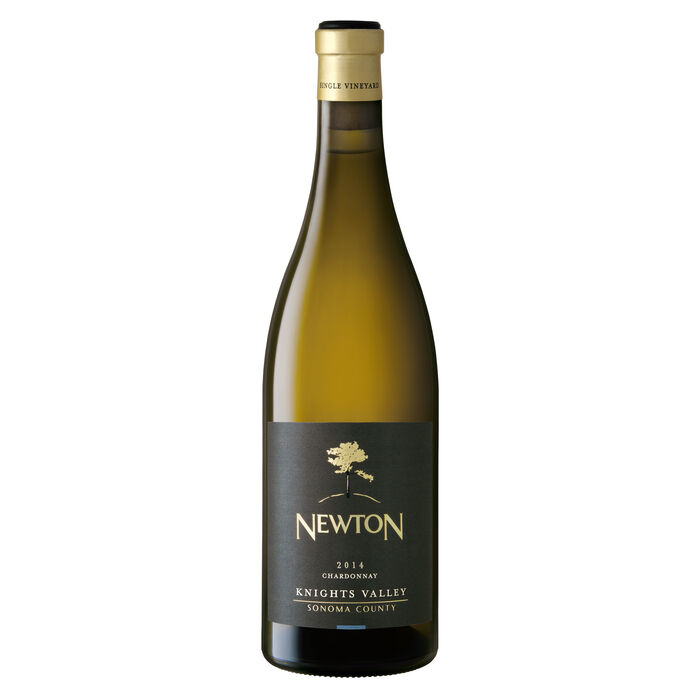 Single Vineyard Chardonnay, Knights Valley 2014 White