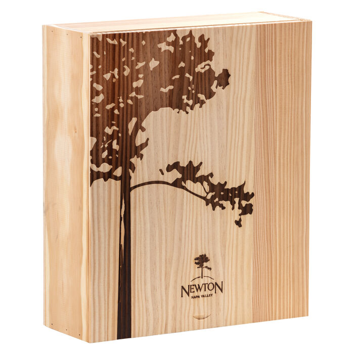 3 Bottles Wooden Gift Box